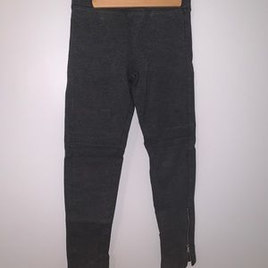 Grey leggings by Gap